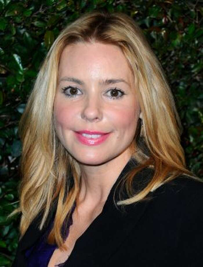 "Olivia d'Abo, 43, played Karen Arnold on ""The Wonder Years."" She had a recurring role on ""Law & Order: Criminal Intent"" and also sings.  (Alberto E. Rodriguez / Getty Images)"