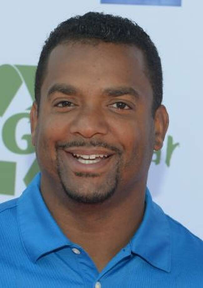 "Alfonso Ribeiro, 40, went on to star as Carlton Banks in ""The Fresh Prince of Bel-Air."" (Michael Buckner / 2012 Getty Images)"