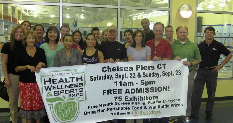 More than a dozen exhibitors will be on hand at The Health Wellness & Sports Expo at Chelsea Piers Connecticut on Saturday and Sunday, Sept. 22 and 23, from 11 a.m.-5 p.m. Photo: Contributed Photo
