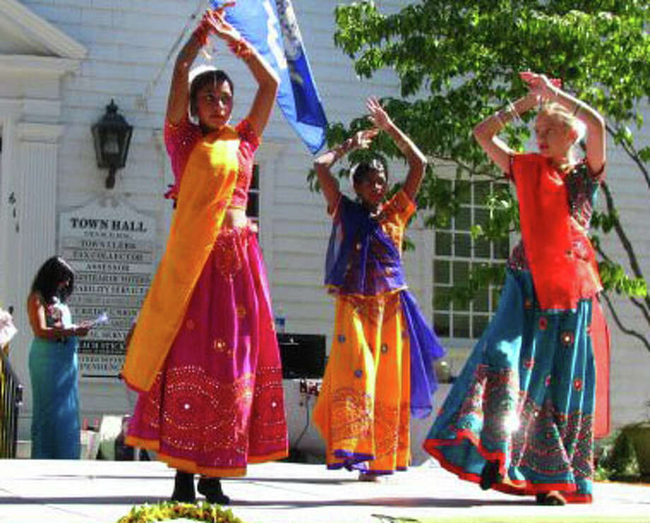 Immerse yourself in the sights and sounds of India Sunday at the Heritage India Festival at the Town Hall Green. Photo: Contributed Photo / Fairfield Citizen