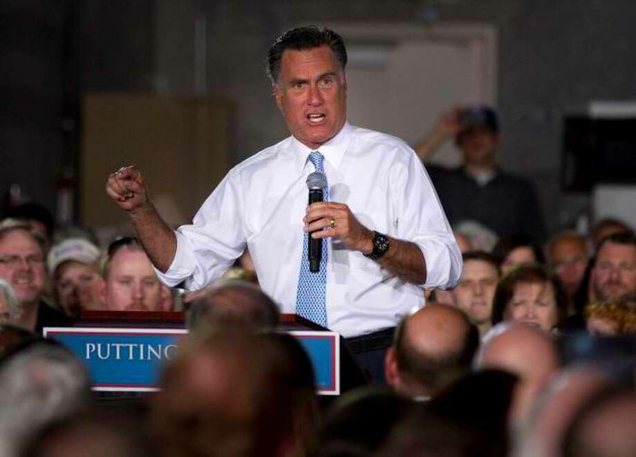 Most mentioned public figuresNo. 2 - Mitt Romney