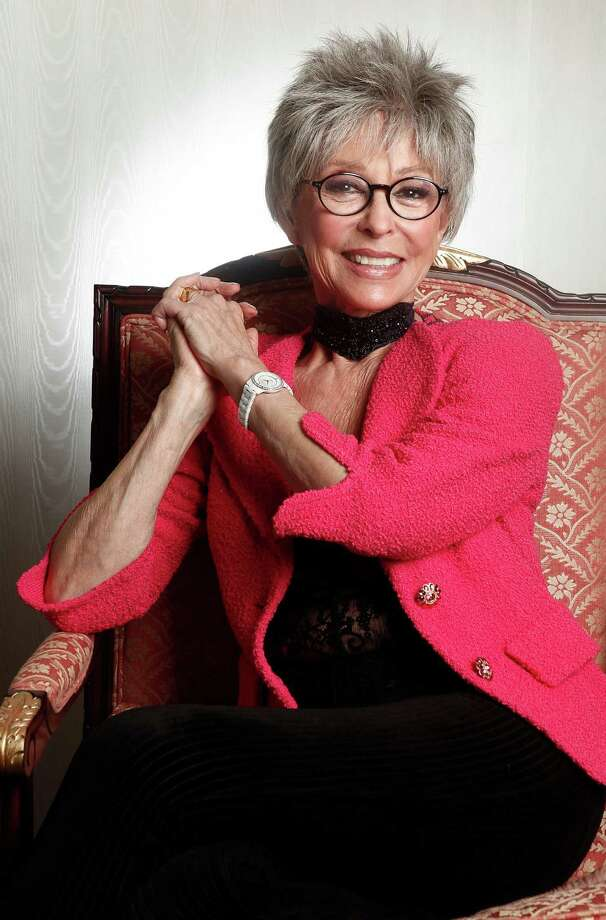 Rita Moreno Photo: Carlo Allegri, Associated Press / R-Allegri