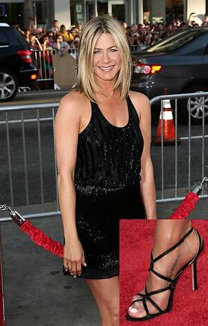 Jennifer Aniston recently took the plunge and got her first tattoo. The actress had Norman inked on her foot in tribute to her beloved dog.