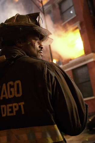 "CHICAGO FIRE -- ""Pilot"" -- Pictured: Eamonn Walker as Battalion Chief Walter Boden -- (Photo by: Matt Dinerstein/NBC) Photo: NBC / 2012 NBCUniversal Media, LLC"
