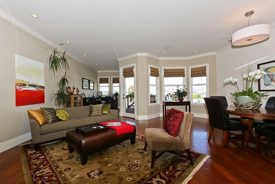 San Francisco, $1.195 million 3652 20th St. Photo: Zephyr Real Estate