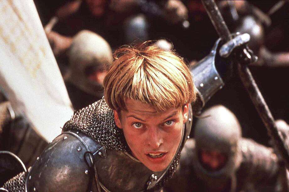 MV0815120000 0311_39 HBO 03-15-2001 8:30 PM The Messenger: The Story of Joan of Arc Best Bet Milla Jovovich stars as the courageous Frenchwoman in director Luc Besson's film ''The Messenger: The Story of Joan of Arc,'' which has its first HBO showing Thursday, March 15 (8:30- 11 p.m. ET). 6x4 Color 72dpi Photos-Jay AOL