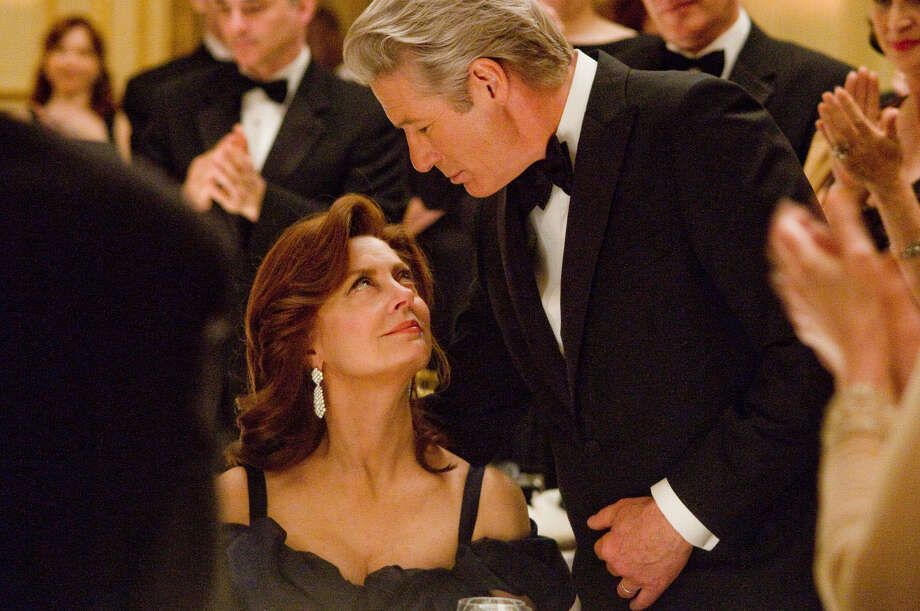 "Susan Sarandon stars as the wife of financier Robert Miller, played by Richard Gere, in ""Arbitrage."" Photo: Roadside Attractions"