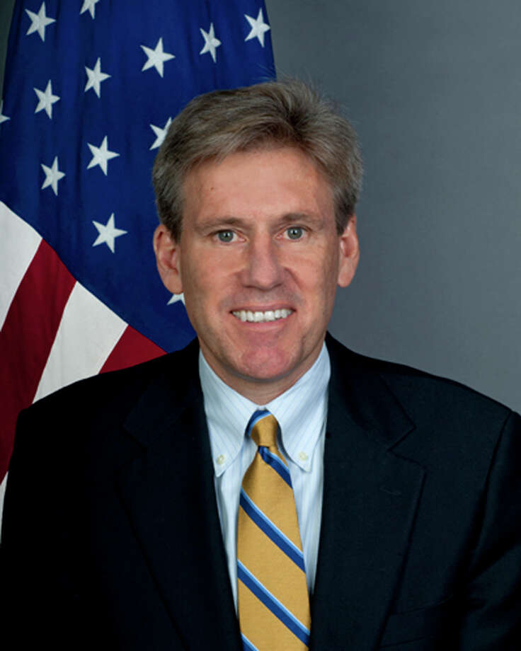 U.S. Ambassador to Libya J.  Christopher Stevens Photo: Anonymous / US State Department
