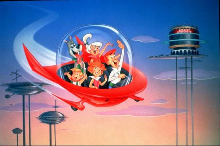 """""""The Jetsons,"""" 1962-88."""