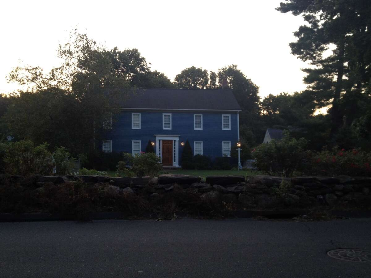 Police responded to a house at 875 Stillwater Road in Stamford, Conn. the night of Thursday, Sept. 13, 2012 for a report of an untimely death after a man accidentally shot himself in the head.