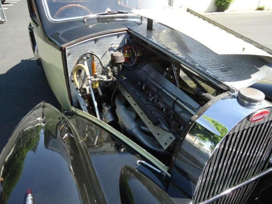 1937 Bugatti 57C