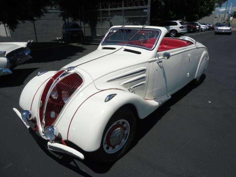 1938 Peugent 402BL