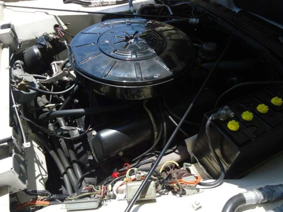 1962 Mercedes Benz 220 SE