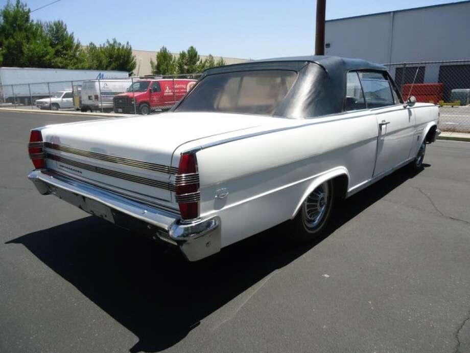 1966 AMC Ambassador 990