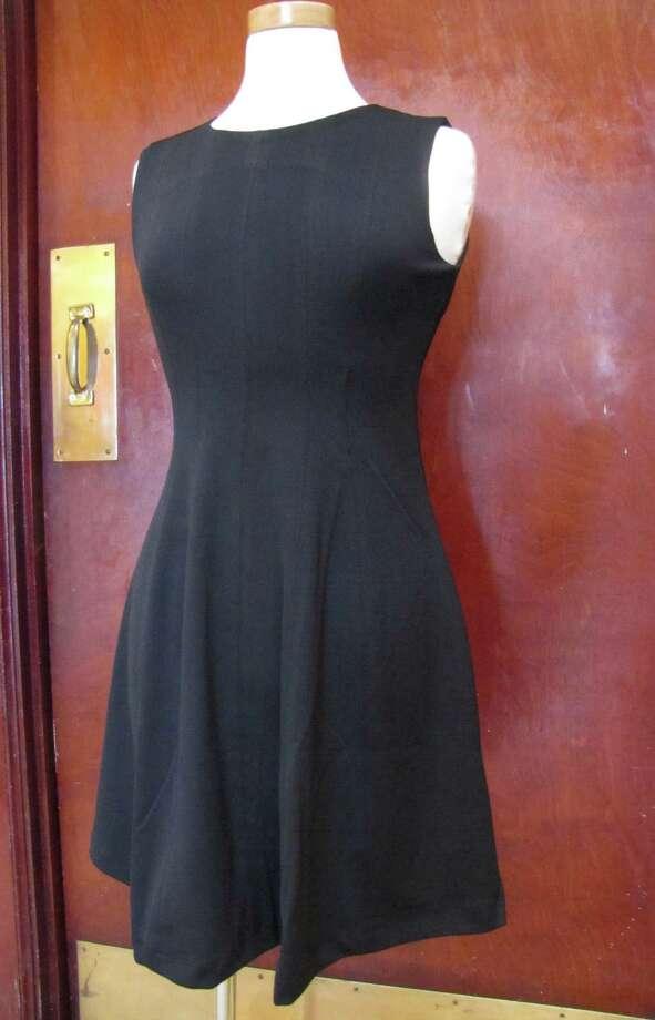 Little black dress, Esley, Ella + Scott, Beaumont, $58 Photo: Larena Head/cat5