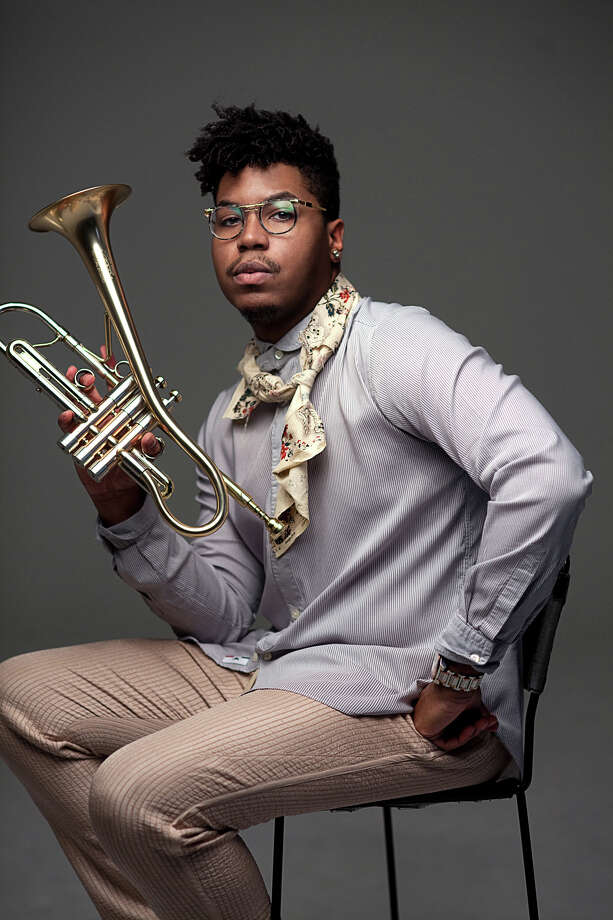 """Christian Scott said he adopted the name of his new album, """"Christian aTunde Adjuah,"""" as a moniker that better reflects his identity. Photo: Delphine Diallo / THE WASHINGTON POST"""