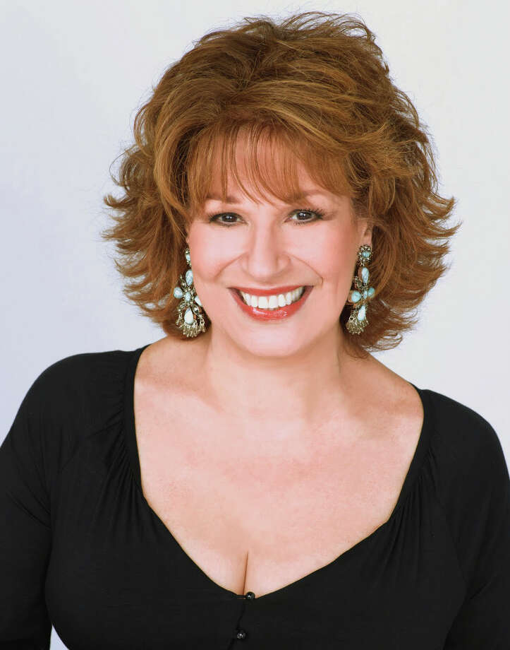 Comedian and Emmy-winning talk show host Joy Behar will perform Friday, Sept. 14, at the Ridgefield Playhouse. Photo: Contributed Photo