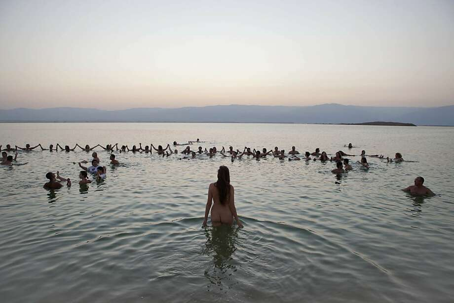 Disappearing sea: Environmental and social activists from Israel 