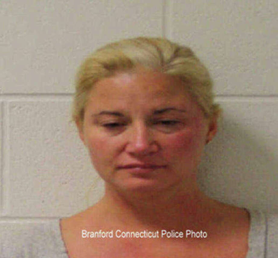"Tamara Sytch, who worked for the WWE as ""Sunny,"" was arrested three times in three days in Branford, Conn. on domestic violence-related charges, police said. Photo: Contributed"