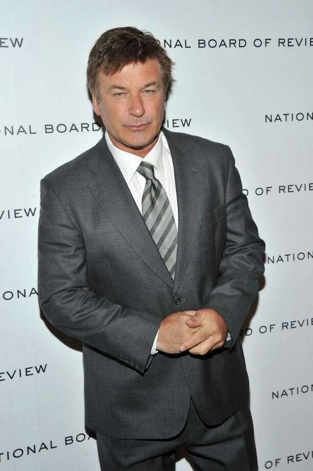 Actor Alec Baldwin recently stopped eating meat, as well as narrated a PETA video, Meet Your Meat. Photo: Stephen Lovekin, Getty Images / 2012 Getty Images