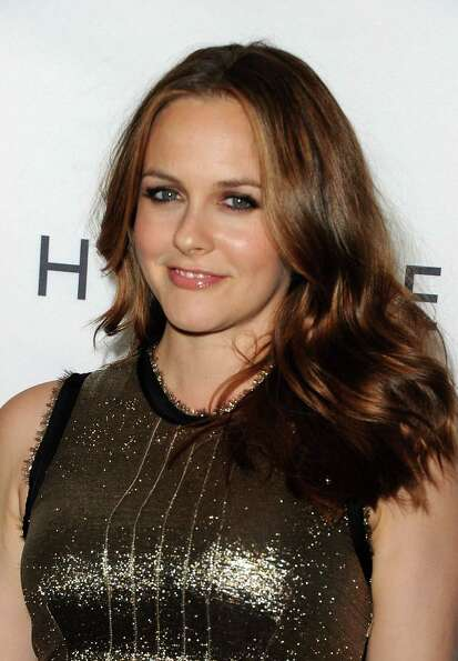 Actress Alicia Silverstone is a longtime vegan. She's the author of The Kind Life: A Simple Guide to