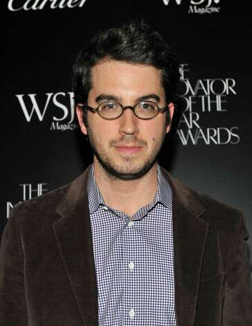 Extremely Loud and Incredibly Close author Jonathan Safran Foer is a vegetarian. He also wrote the 2009 book Eating Animals, which Natalie Portman cites as turning her vegan (until her pregnancy). Photo: Fernando Leon, Getty Images / 2011 Getty Images