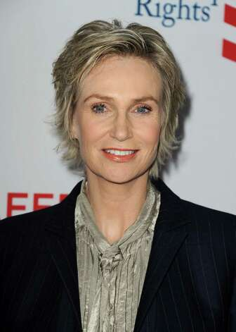 Glee actress  Jane Lynch is vegan. Photo: Kevin Winter, Getty Images / 2012 Getty Images