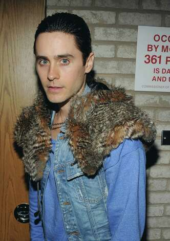 Former My So-Called Life actor and 30 Seconds to Mars musician Jared Leto says he's a strict vegan. Photo: Theo Wargo, Getty Images For Samsung / 2012 Getty Images