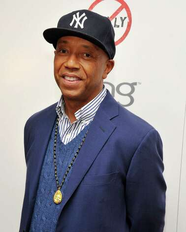 Hip-hop mogul Russell Simmons has been a vegan since 1998. Photo: Stephen Lovekin, Getty Images / 2012 Getty Images