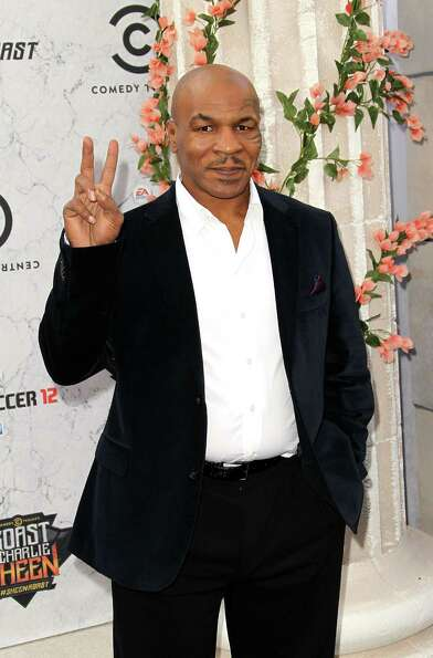 Former professional boxer and The Hangover actor Mike Tyson became a vegan because of a family histo