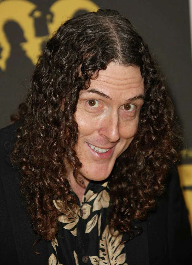 Weird Al Yankovic has been a vegetarian (and sometimes vegan) since the 1990s. Photo: Frederick M. Brown, Getty Images / 2012 Getty Images