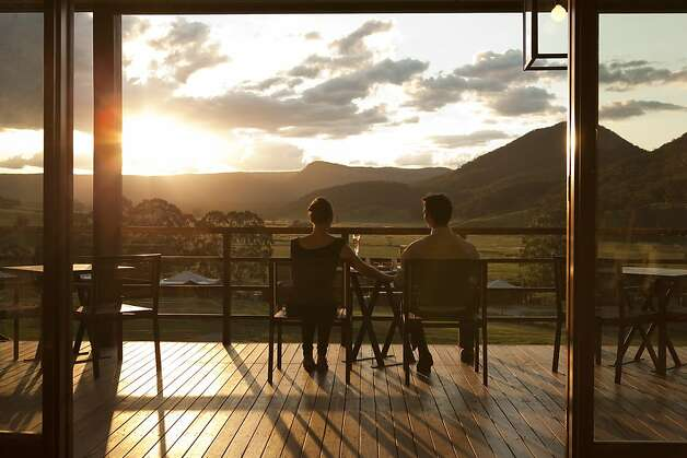 The Wolgan Valley, Australia. Photo: Wolgan Valley Resort & Spa