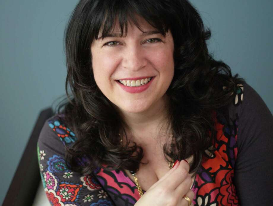 """2012: E.L. James, author of """"Fifty Shades of Grey"""" Photo: Michael Lionstar"""