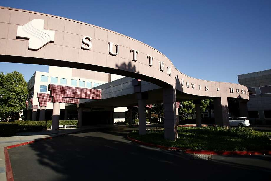 Sutter Health, which owns this hospital in Davis, is part of the state attorney general's investigation into whether the market power of major hospitals in California is improperly influencing health care costs. Photo: Ken James, Bloomberg News