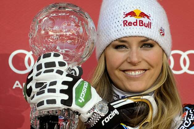 On Monday, US ski star Lindsey Vonn announced via Facebook that she and Tiger Woods are officially a couple. But Lindsey and Tiger aren't the first to find love in other athletes... Photo: Samuel Kubani, AFP/Getty Images
