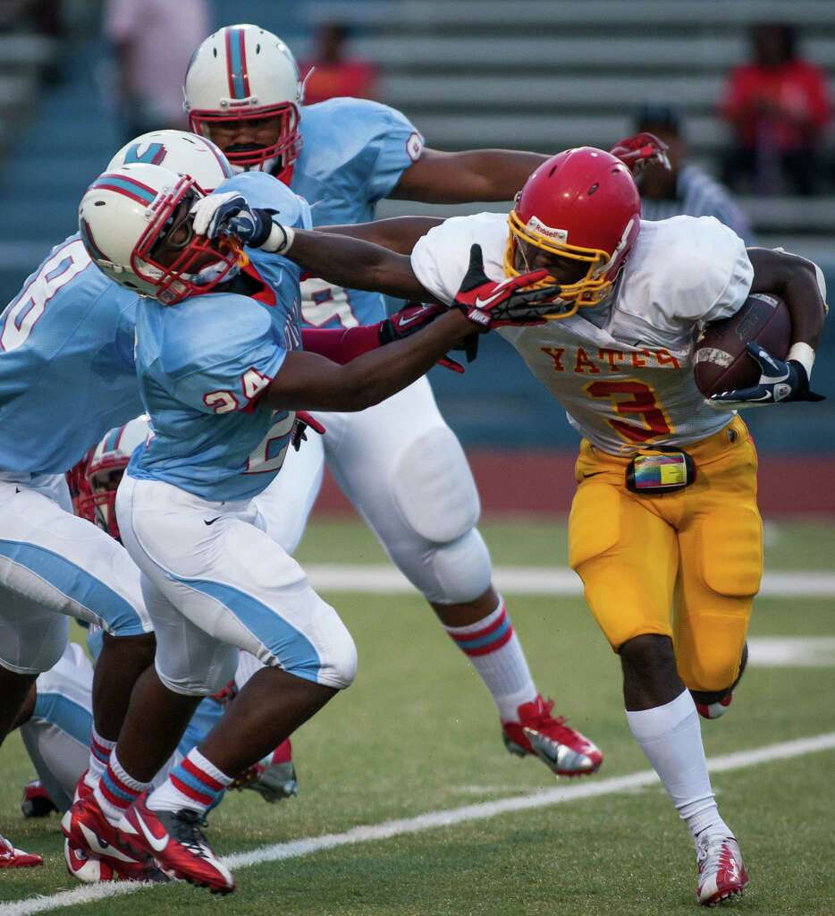 what are the houston area u0027s top football rivalries houston