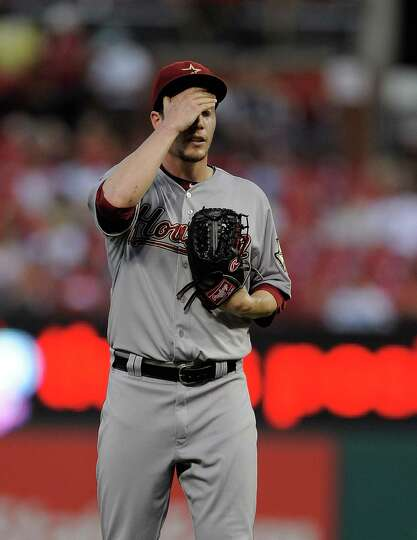 Aug. 21: Cardinals 7, Astros 0Adam Wainwright was on top of his game, g