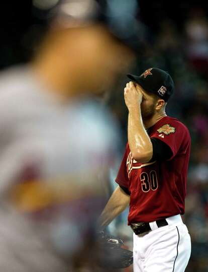 May 6: Cardinals 8, Astros 1 A lopsided loss ends the Astros' five-game winn