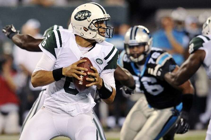 at NYJ Week 5, Oct. 8 ,7:30 p.m., ESPN NYJ 20, Hou 17 Record: 3-2