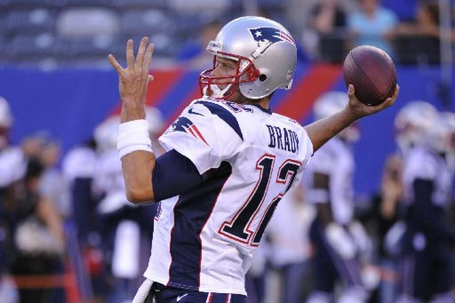 at NE,Week 14,  Dec. 10, 7:30 p.m., ESPNNE 24, Hou 20Record:9-4Tom Brady throws for 320 yards and three touchdowns. Patriots defense forces three turnovers to earn a prime-time victory.  (AP)