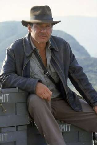 "Harrison Ford as Indiana Jones in ""Indiana Jones and the Last Crusade."" (Lucasfilm/Paramount)"