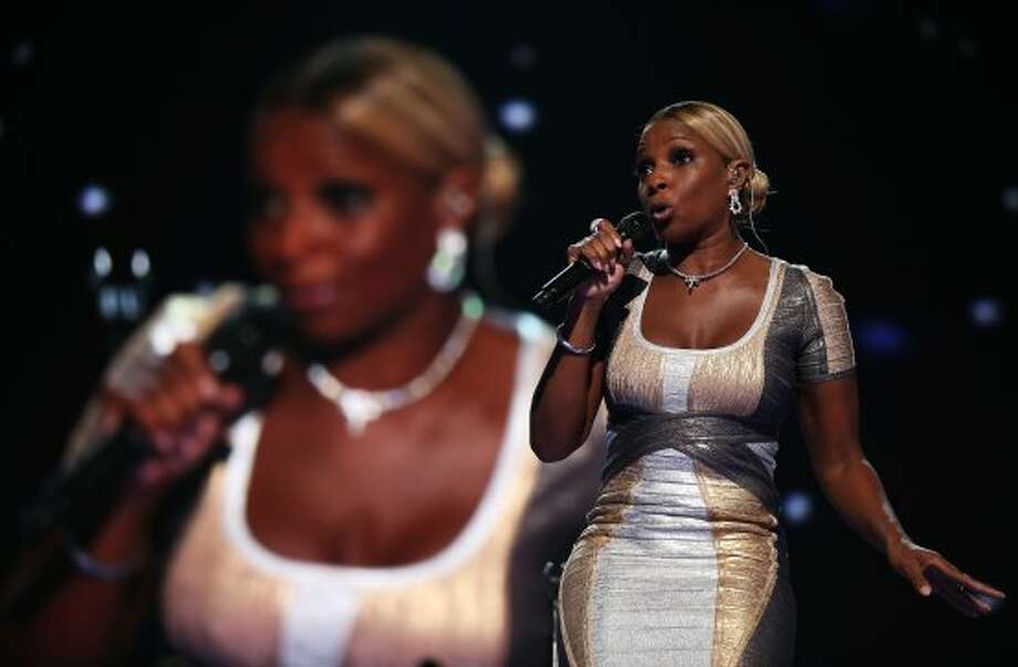 March 1 -- Mary J. Blige