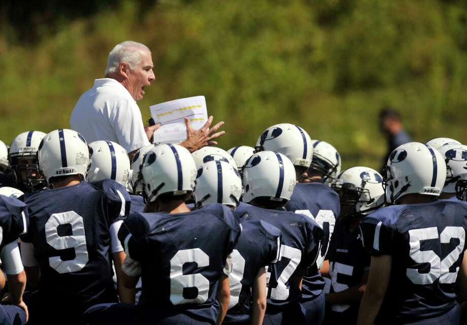 Scenes from the Oxford at Immaculate football game in Danbury on Saturday, Sept. 15, 2012. Photo: Jason Rearick / The News-Times