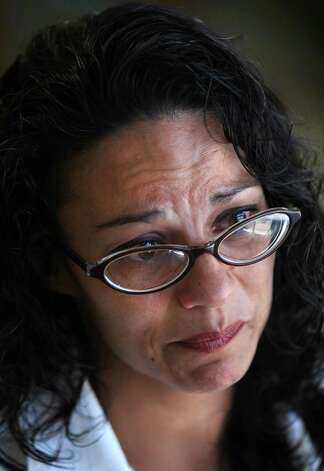 Elizabeth Ramirez, 38, is locked up in the Hobby Unit in Marlin, serving a 37½-year sentence. Photo: BOB OWEN, San Antonio Express-News / © 2012 San Antonio Express-News