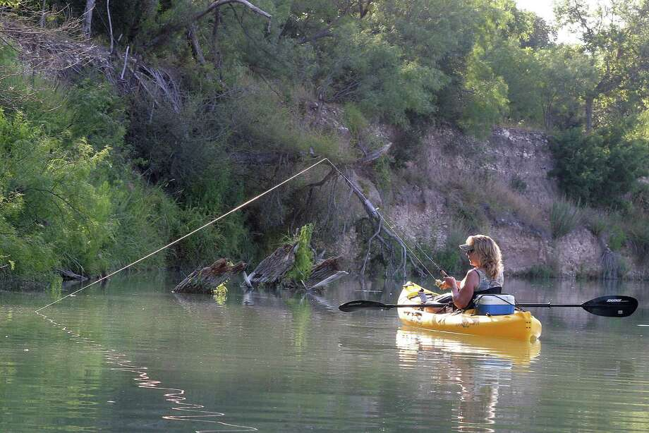 An online survey targeting anglers who fish Texas' Hill Country rivers is aimed at providing information crucial to guiding decisions affecting those waterways, their fisheries and the anglers who enjoy them. Photo: Picasa