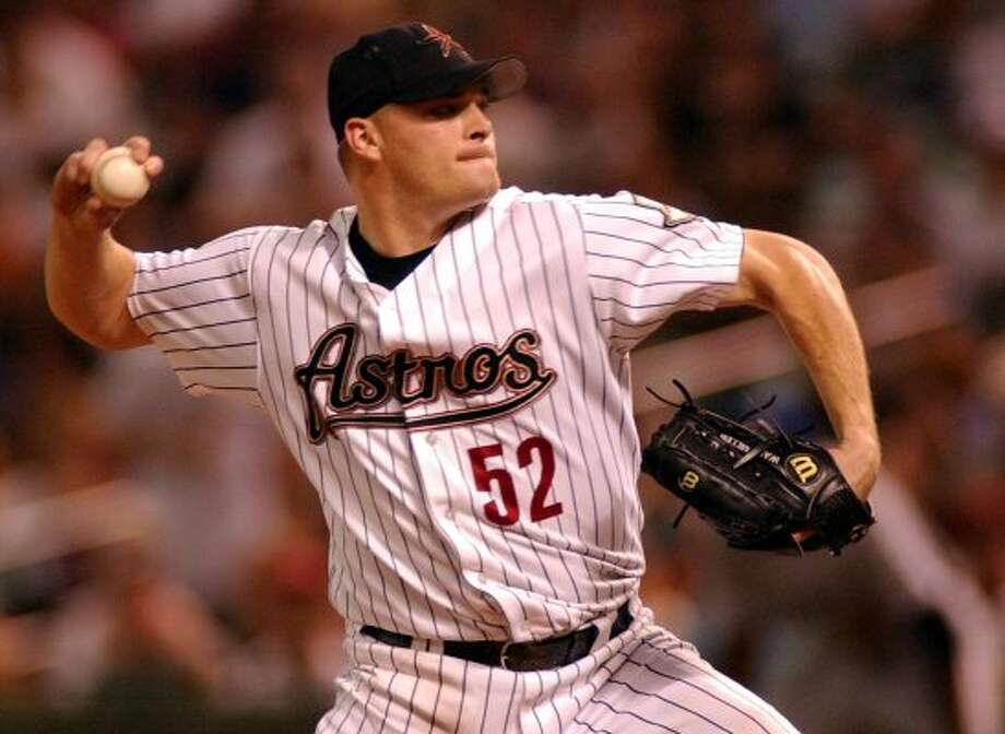 33. Wade Miller, RHP (1999-2004)58-39 with a 3.87 ERA in 769 IP, with 659 strikeouts, an ERA+ of 117 and 13.6 Wins Above Replacement. Had stellar run from 2001-03, going 45-25 with 3.61 ERA that translated into ERA+ of 124. (Christobal Perez  / Houston Chronicle)