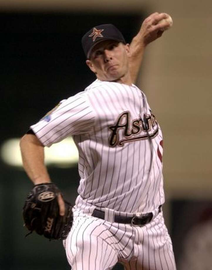 16. Billy Wagner, LHP (1995-2003)26-29 with 225 saves and a 2.53 ERA in 504.1 IP, with 694 Ks, an ERA+ of 171 and 17.6 Wins Above Replacement. Made three All-Star teams as an Astro, finishing fourth in 1999 Cy Young voting (1.57 ERA, 39 saves, 124 strikeouts and only 35 hits allowed in 74 2/3 innings). (Karen Warren / Houston Chronicle)