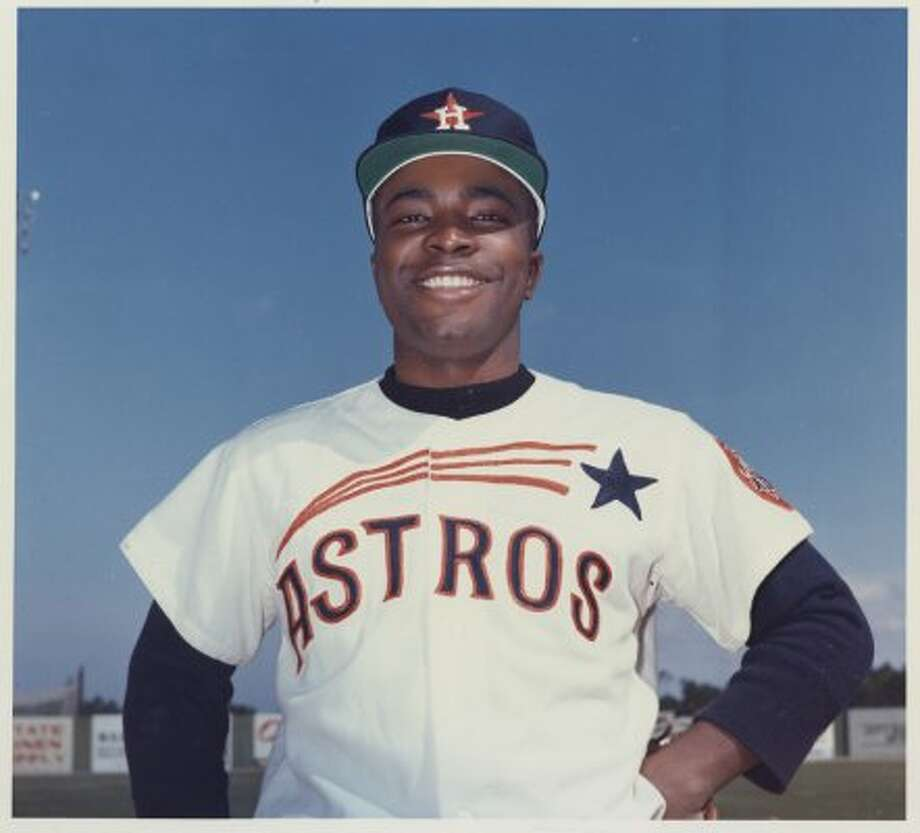 10. Joe Morgan, 2B (1963-1971, 1980).261/.374/.393 batting line with 72 HRs, 327 RBIs, 597 Rs, 219 SBs and 30.4 Wins Above Replacement. Better than recognized at the time with Astros, blossomed into megastar after a blockbuster trade to Cincinnati Reds. (Houston Chronicle)