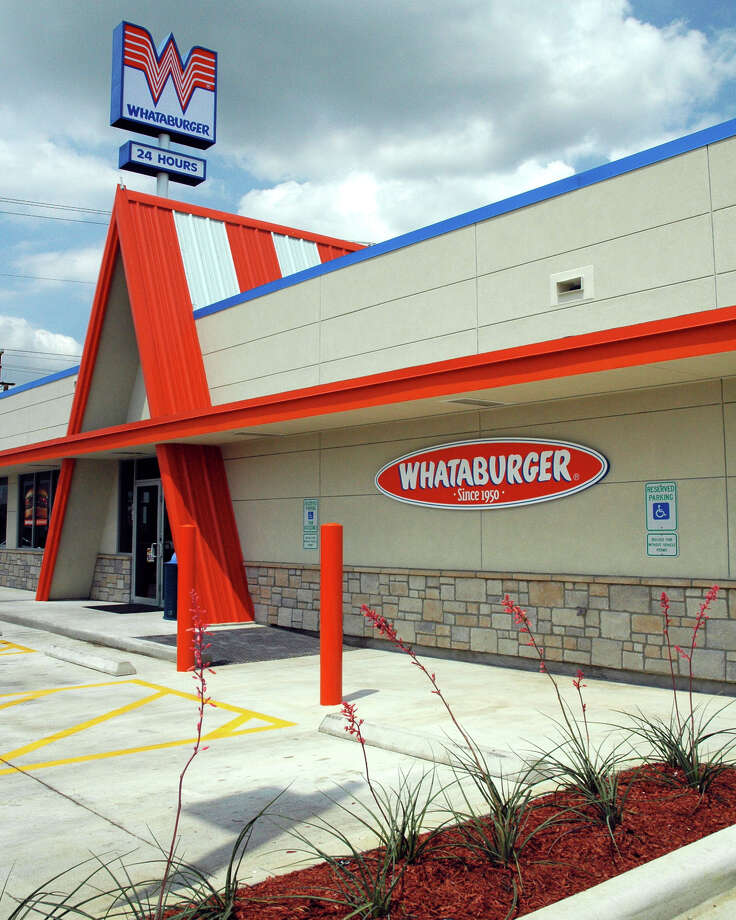 Whataburger 2-piece Whatachick'n Strips, 410 calories. Photo: San Antonio Express-News File Photo / SAN ANTONIO EXPRESS-NEWS