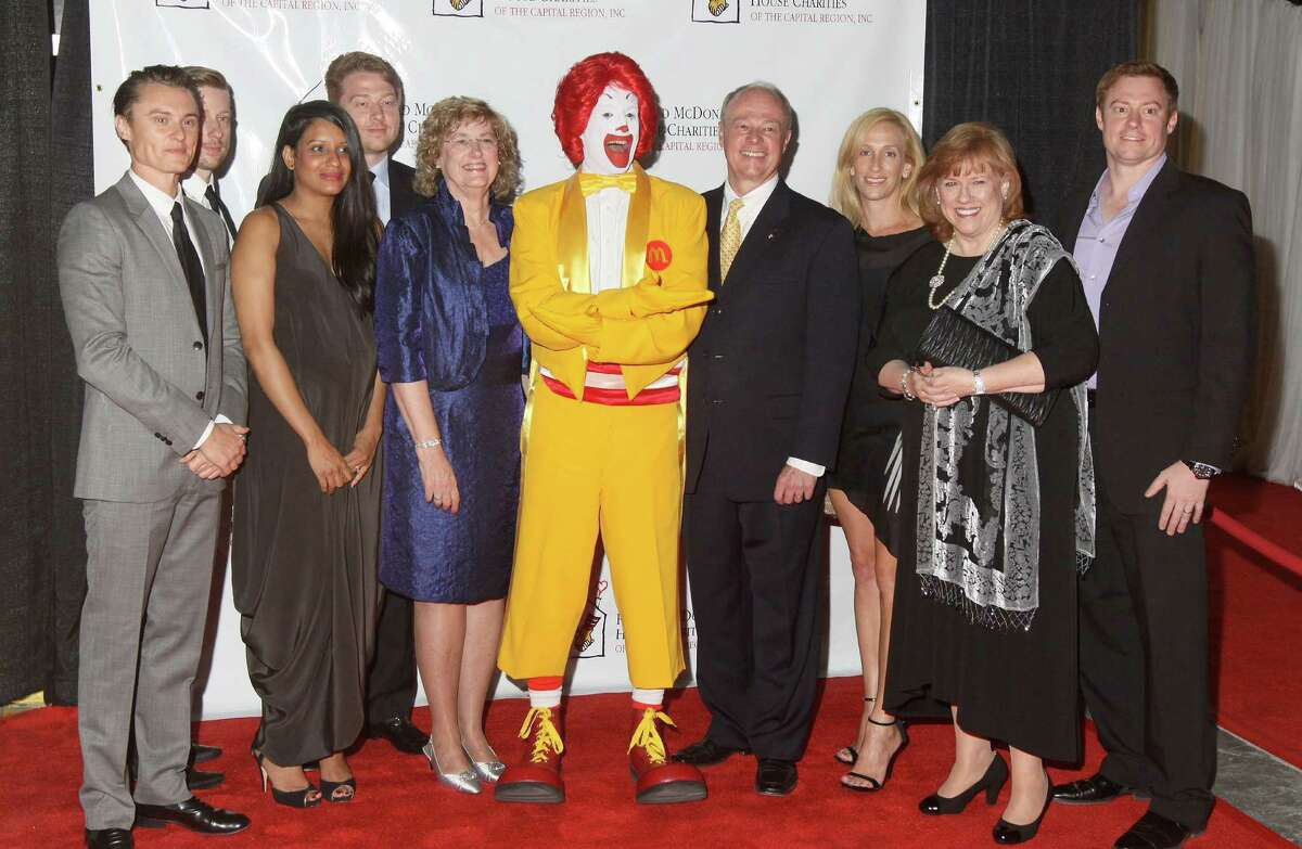 Were you seen at the Ronald McDonald House Charities of the Capital Region 30th Anniversary Homecoming Gala to benefit Ronald McDonald House's initiative to renovate their 141 South Lake Avenue property at the Times Union Center on Saturday, Sept. 15, 2012? (Joe Putrock / Special To The Times Union)